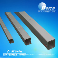 Pre Galvanised Cable Trunking In Store