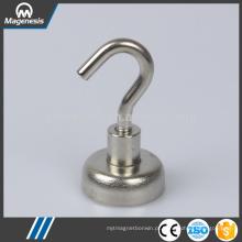 Gancho magnético personalizado competitivo da fábrica