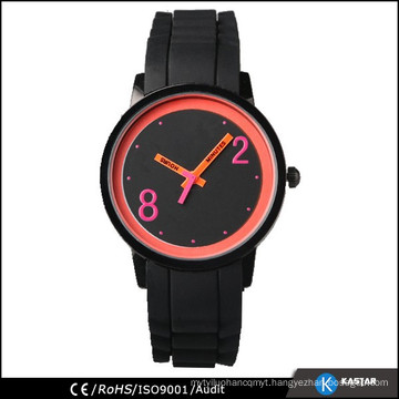new fashion silicone promotion watch lady