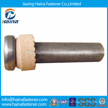 ISO 13918 cheese head welding stud for steel decking