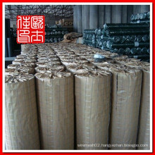 6x6 galvanized concrete reinforcing welded wire mesh