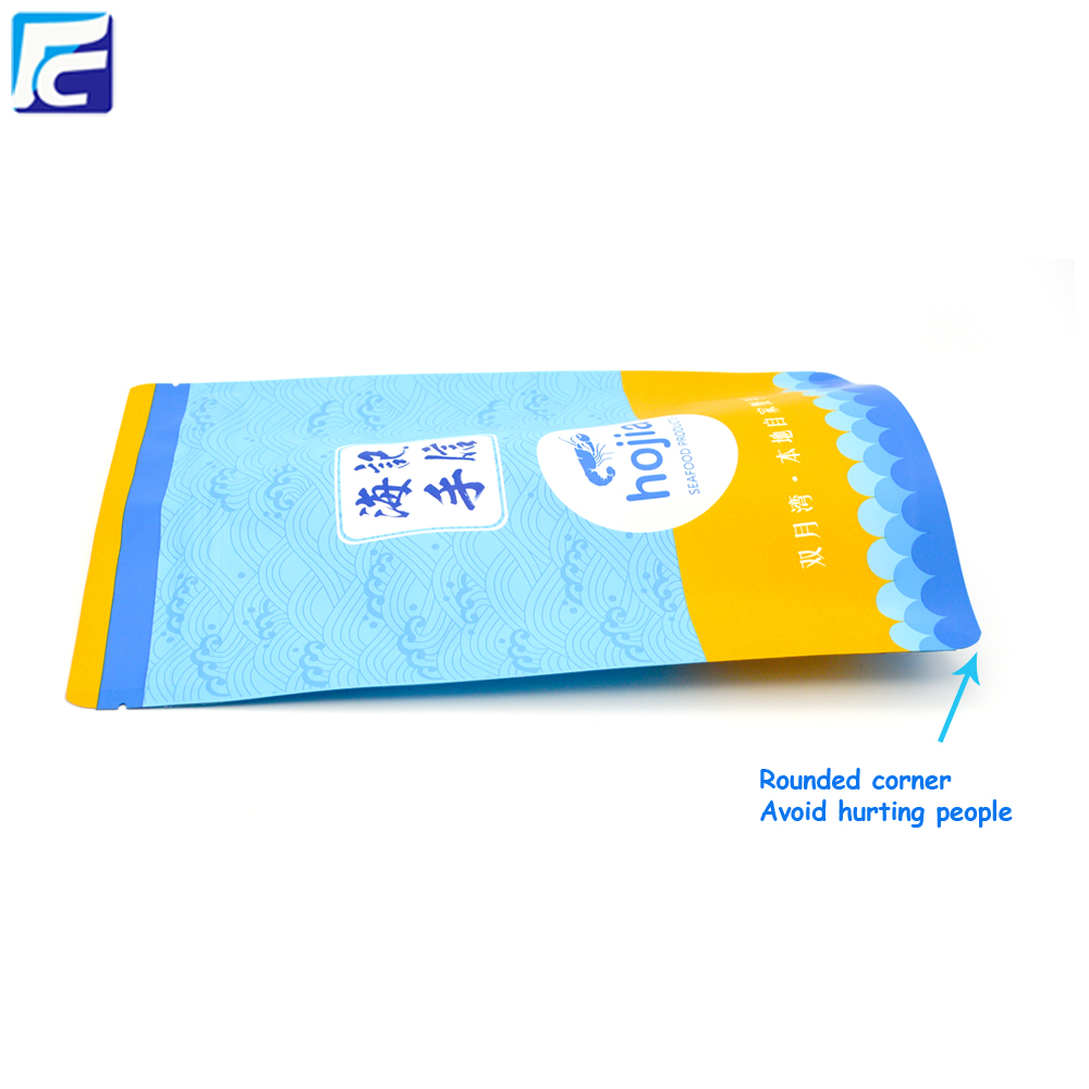 Dried Seafood Packaging Bags
