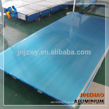 China placa de aluminio barata para techos