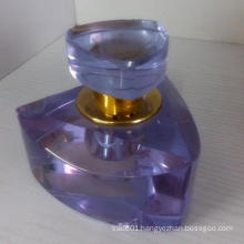 Good Perfume Glass Bottle with Nice Brand on Promotion and Crystal Looking