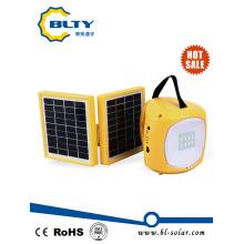 Lanterna de energia solar ao ar livre do diodo emissor de luz