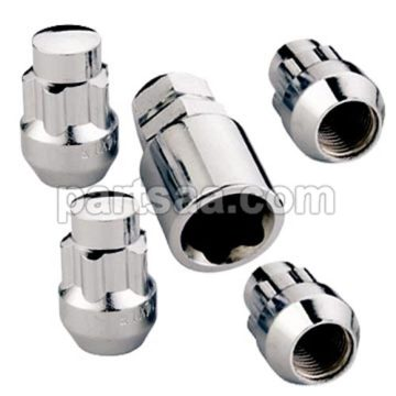 spline conical locking nuts