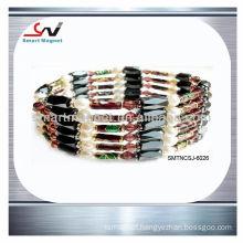 fashion Polishing hematite Magnetic necklace
