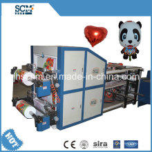 Scm-1000 Máquina automática para fabricar globos con membrana de nailon controlada por computadora
