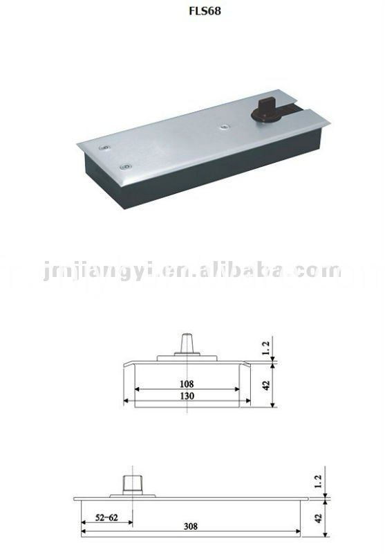 Highest Quality Spring Floor Closer for Hydraulic Doors