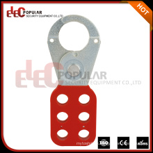 """Steel Lockout Hasp with 1"""" Diameter Jaws"""