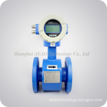 Integrated Electromagnetic Flow Meter for Liquid
