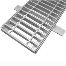 Saluran Drainase Hot Dip Galvanized Steel Grating