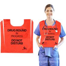 Bio saco cirúrgico plástico descartável do avental