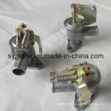 Chromeplate Surface Stainless Steel Machining Valve Parts