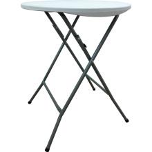 Горячие продажи Пластиковые 60 Cm Samll Круглый складной стол для пикника