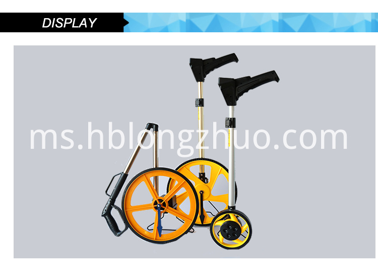 Distance walking wheels