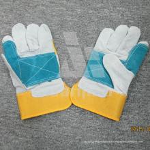 Gants de sécurité en cuir Block a / Ab / Bc