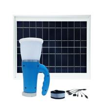 Boa Qualidade 8W Sistema Solar Withli-Bateria