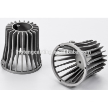 De aluminio a presión fundición piezas de fundición a presión a troquel piezas maquinaria