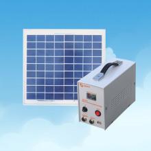 Sistema de habitação Solar 500W