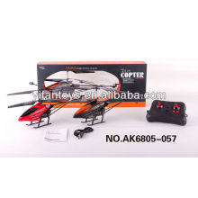 Remote Control Helicopter Mini 2CH RC Helicopter with USB Charging