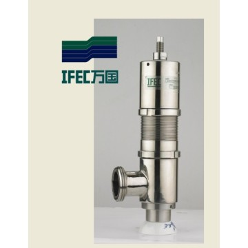 Sanitary Stainless Steel Filter (IFEC-QL100001)