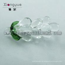 Componentes de uva clara de cristal para lustres