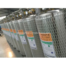 Kryogener flüssiger Stickstoffzylinder