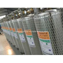 Cryogenic Liquid Nitrogen Cylinder