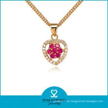 El surtidor de moda de la joyería de rubíes (SH-J0070P)