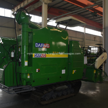 Modern agricultural machinery equipment