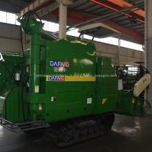 Équipement de machines agricoles modernes