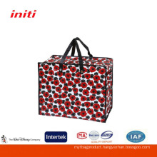 Sales Cheapest High Quality Customized Zippered PP Woven Bag