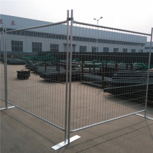 Durable Plastic Temporary Zaun Basis