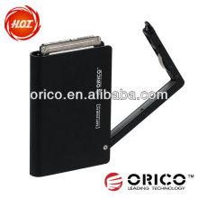 ORICO 2598US USB2.0 Boîtier de disque dur externe de 2,5 po avec boîtier en aluminium