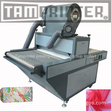 High Efficient TM-AG900 2100X1200X1650mm 2kw Automatic Gold Powder Machine for Greeting Card