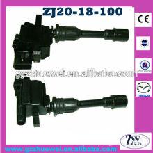 Mazda 2 aplica-se à bobina de ignição original OEM # ZJ20-18-100 / ZJ01-18-100