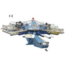 Автоматическое Карусель экрана печати машина (ШЕЛКОГРАФИЯ) (спа серия)