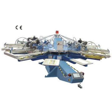 Automatic Carousel Screen Printing Machine (SERIGRAPHY) (SPA series)