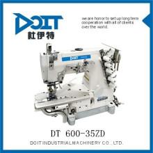 DT600-35ZD Venta caliente cilindro cama fondo Dobladillo