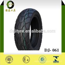 Pneu de moto tubeless de caoutchouc naturel Chine DJ-061B