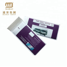 Water-proof & Nice Printing packing use bubble bags with bubble guangzhou manufacturer