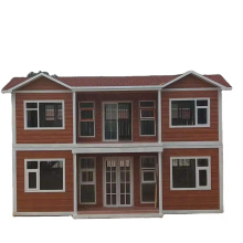 Prefabricated Steel China House Sale Light Cross Box Wall Training Chicken Frame Graphic Sentry Technical Parts Color Design EPS