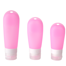 Silicone Travel Bottles Lotion Sub-Bottling Squeeze Bottle
