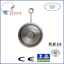 Popular Style stainless steel double check valve
