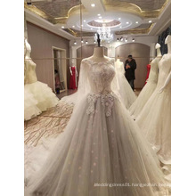 New Arrival 2017 Multi-Color Marriage Grey Wedding Dresses