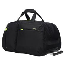 Hot 2 Wheel Oxford Sets Luggage Travel Trolley Bag