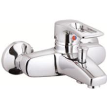 Mezclador de bañera y ducha de una manija (JN80013)