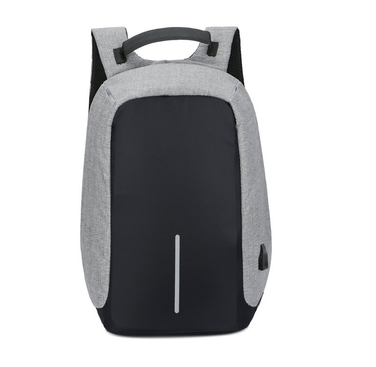 Color USB Charging Interface Anti-Theft backpack