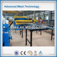 A barra de aço com nervuras CNC com nervuras soldou máquinas da rede de arame JK-RM-2500B